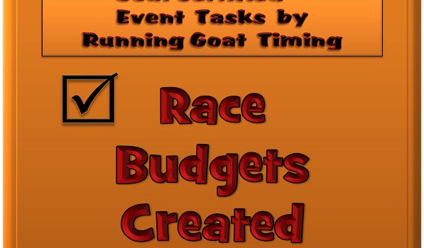 Race Budgets