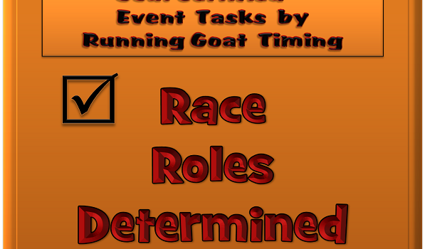 Race Organization Roles