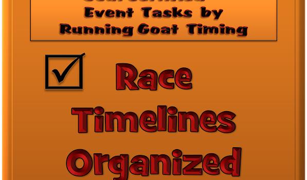 Race Timelines